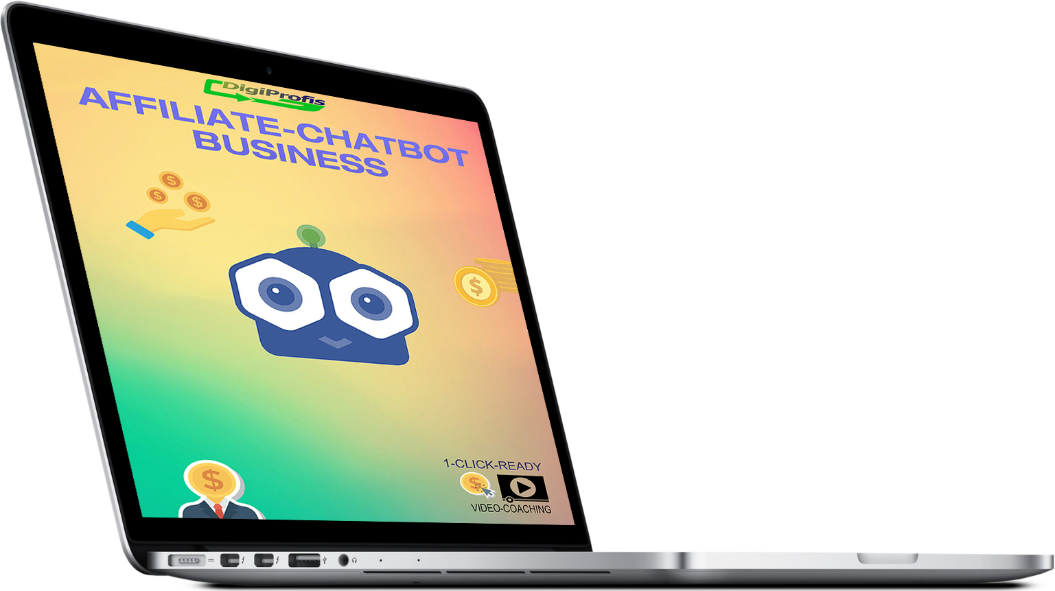 Affiliate Chatbot Business Partner werden