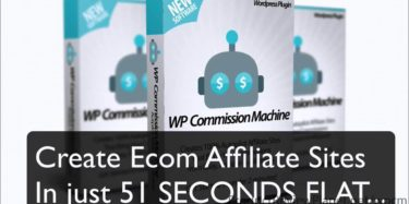 WP Commission Machine
