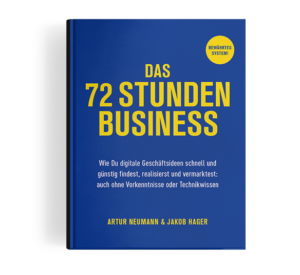 72 Stunden Business Strategie buch jacob hager hartmut boerner 300x275 - die 72-Stunden-Business-Strategie